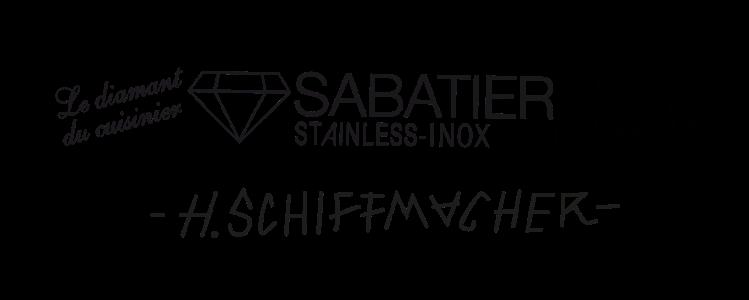 Logo Diamant Sabatier x Henk Schiffmacher
